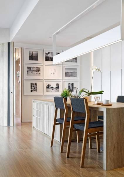 Atelier Prapanca Apartment At Kemang Jakarta Jakarta Dining Area Minimalis,glass,modern 7538