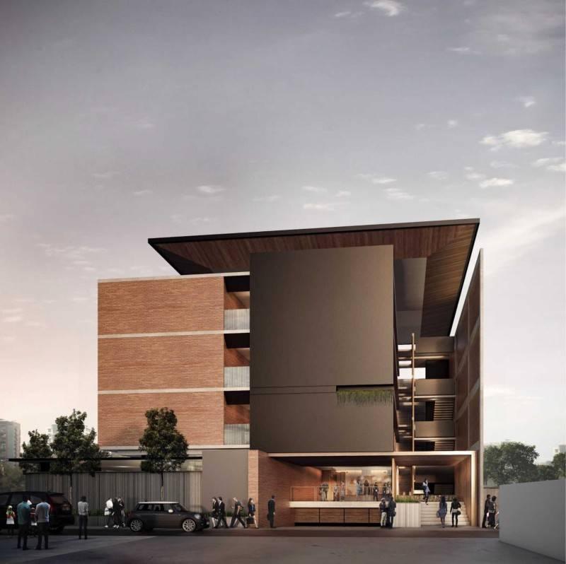 Atelier Prapanca Service Apartment  At Bendungan Hilir Jakarta Jakarta Front-View Modern 7517