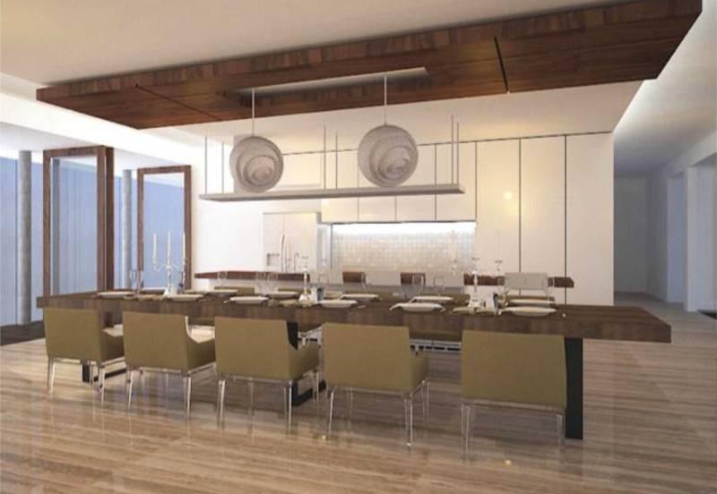Foto inspirasi ide desain ruang makan tropis Dining-area oleh Atelier Prapanca di Arsitag