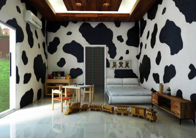 Alanza Architecture  Alanza Interior Design Jabotabek Jabotabek Bedroom-Kid-View  2329