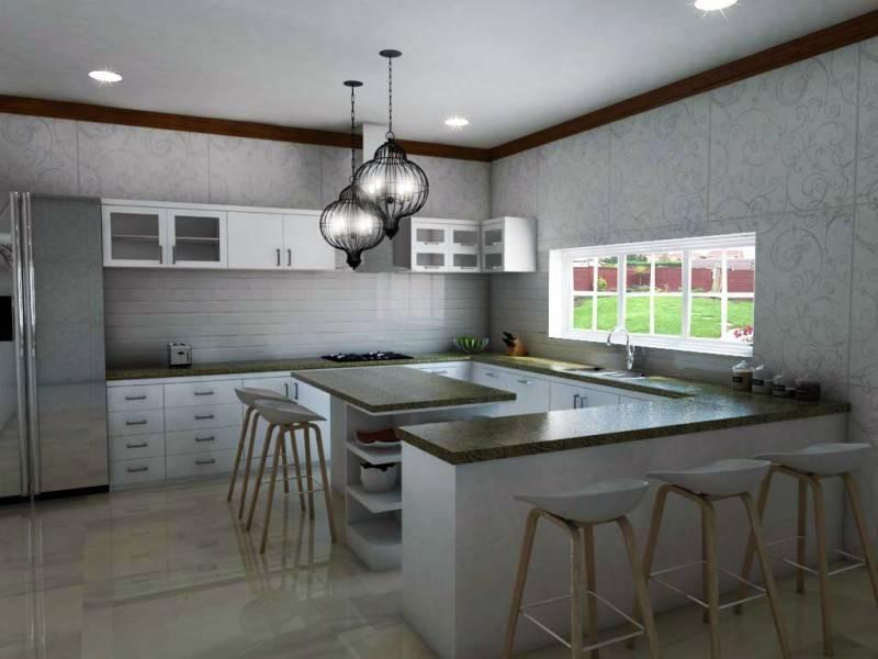 Alanza Architecture  Alanza Interior Design Jabotabek Jabotabek Kitchen  2331