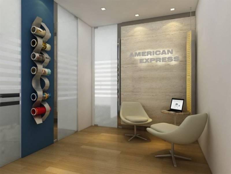 Ai Associates Office Interior Design Jakarta; Kuala Lumpur; Singapore; Japan Jakarta; Kuala Lumpur; Singapore; Japan Pt American Express; Jakarta  2387