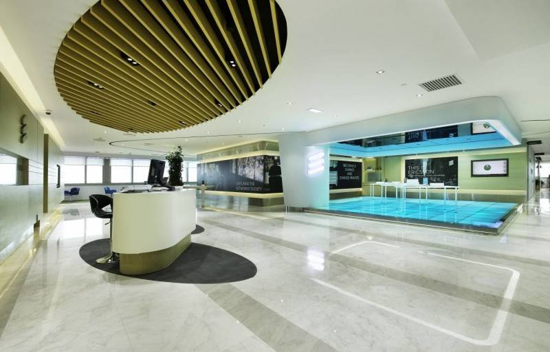 Ai Associates Office Interior Design Jakarta; Kuala Lumpur; Singapore; Japan Jakarta; Kuala Lumpur; Singapore; Japan Ericsson-Kuala-Lumpur-Malaysia  2390