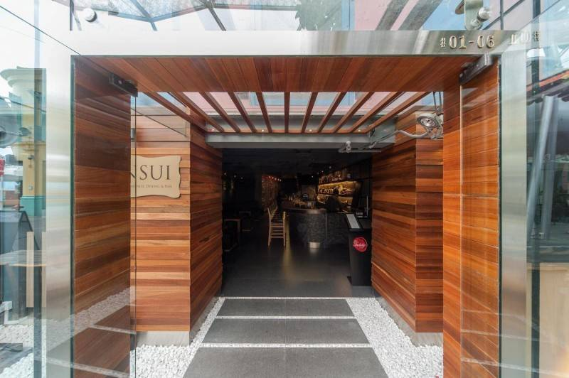 Ai Associates Restaurant At Singapore  Singapore Singapore Sansui-2  2416