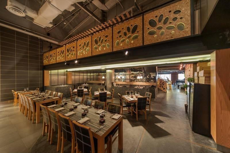Ai Associates Restaurant At Singapore  Singapore Singapore Dining Area  2417