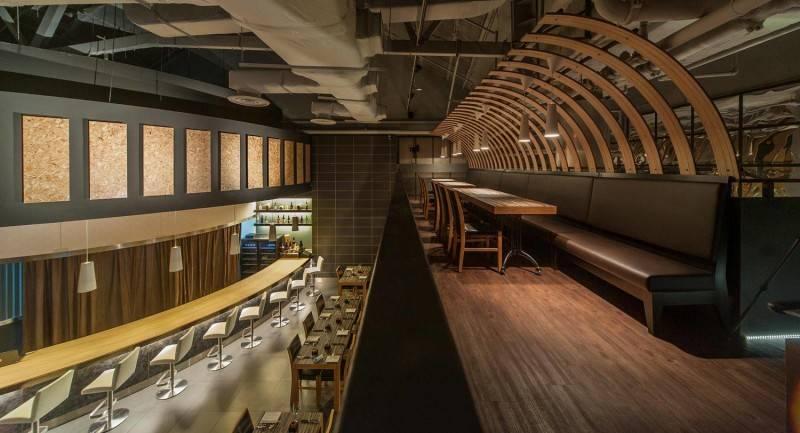 Ai Associates Restaurant At Singapore  Singapore Singapore Dining Area  2419
