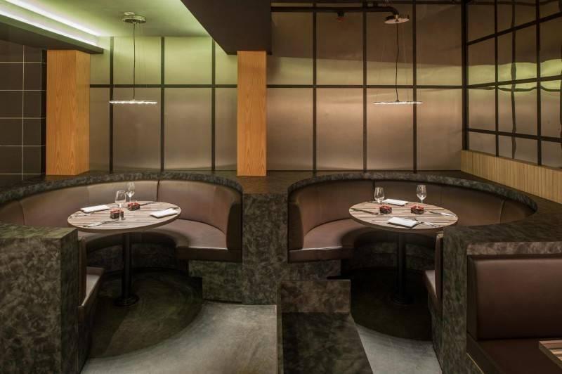Ai Associates Restaurant At Singapore  Singapore Singapore Dining Area  2420