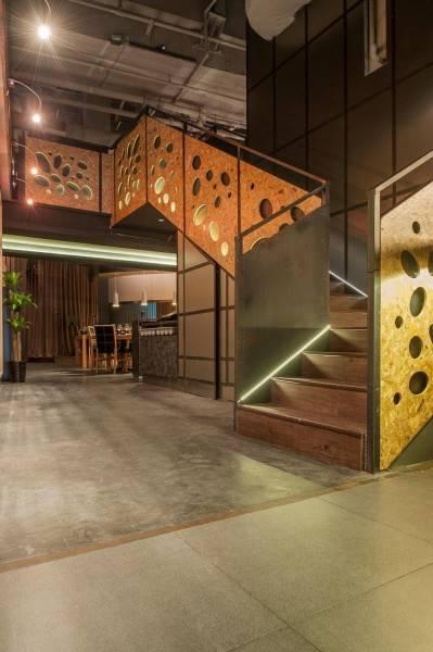 Ai Associates Restaurant At Singapore  Singapore Singapore Stairs  2421