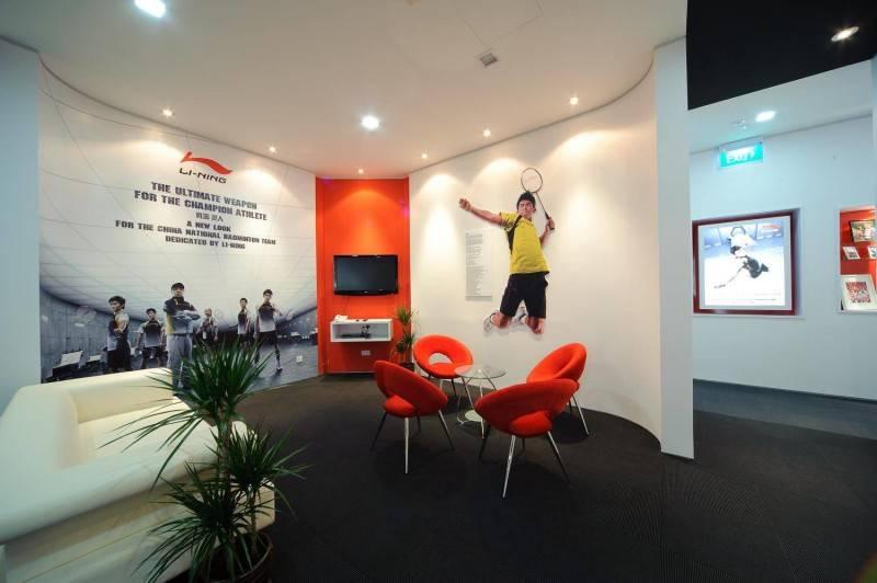 Ai Associates Li-Ning Sports Center Singapore  Singapore  Lining-Sports-2  2434