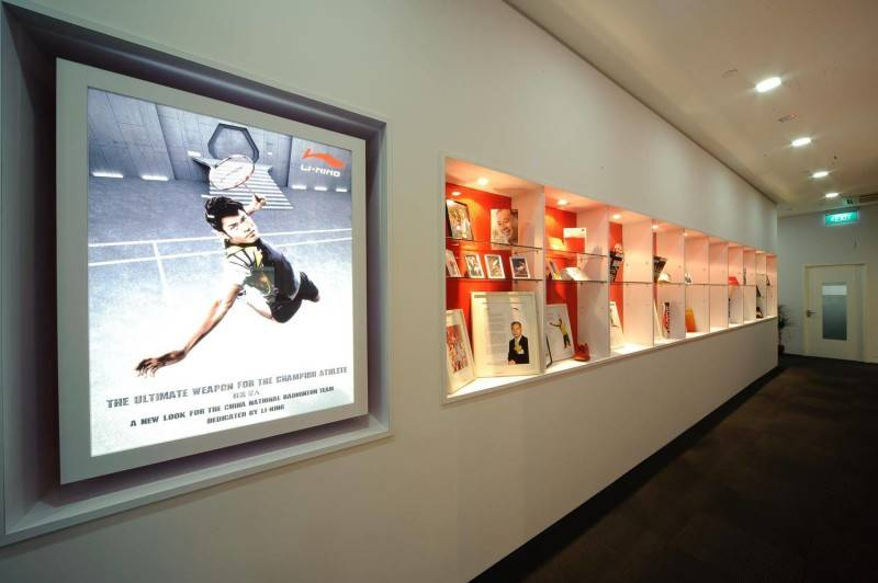 Ai Associates Li-Ning Sports Center Singapore  Singapore  Liningsports4  2436