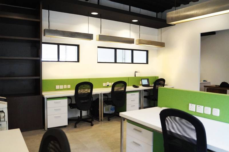 Project office interior design ranko group desain arsitek - Interior design associate s degree ...