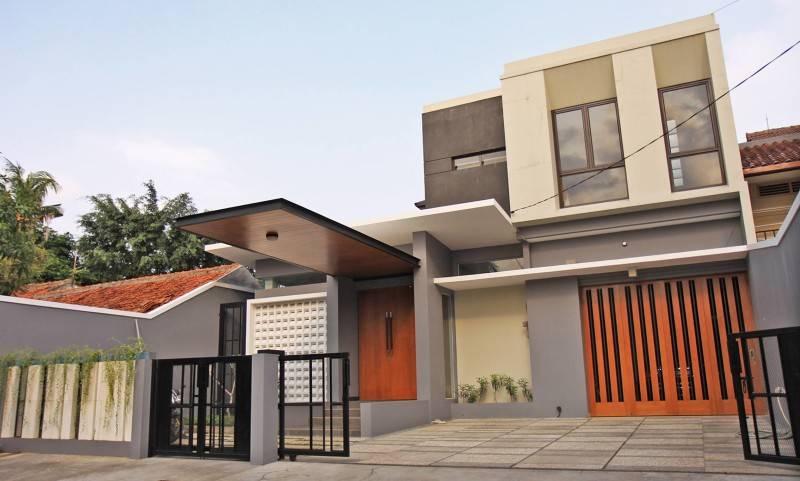 Phidias Indonesia Gura-Gura House Duren Tiga, South Jakarta Duren Tiga, South Jakarta Front View Modern 2441