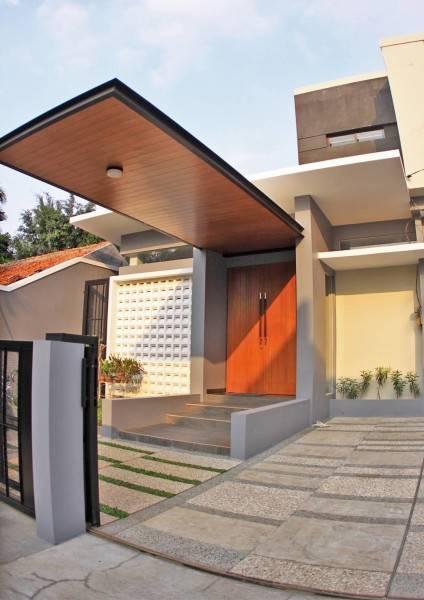 Phidias Indonesia Gura-Gura House Duren Tiga, South Jakarta Duren Tiga, South Jakarta Front Area Modern 2443