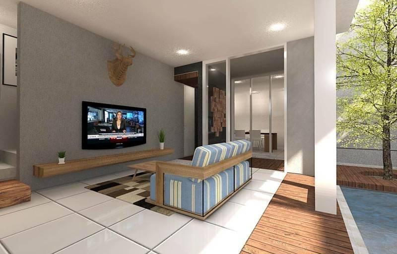 Phidias Indonesia Kalibata House Kalibata, South Jakarta Kalibata, South Jakarta Living Room  4290