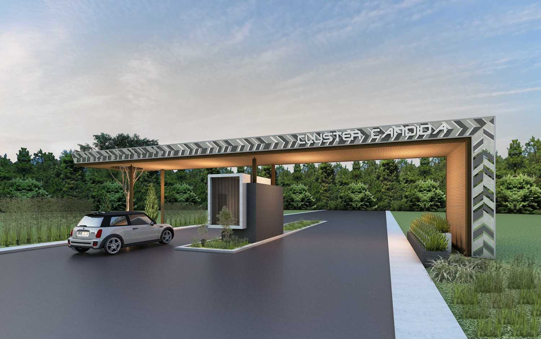 Alien Design Consultant Seroja Residential Development Bekasi Bekasi Main Gate Modern 8366