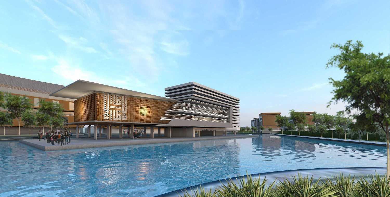 Alien Design Consultant Seroja Residential Development Bekasi Bekasi Masjid Modern 8370