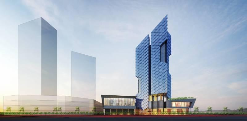 Alien Design Consultant Alien Dc Hotels & Resort Porto Palembang Palembang Front View  3902