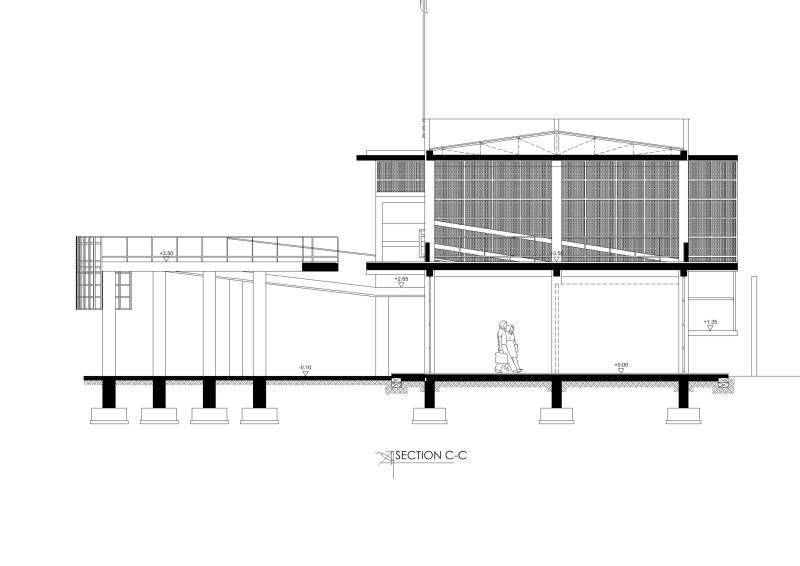 Haris Wibisono, Iai Veteran Memorial Building At Kota Batu Malang, East Java, Indonesia Malang, East Java, Indonesia Concept  2509