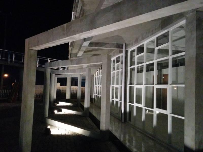 Haris Wibisono, Iai Veteran Memorial Building At Kota Batu Malang, East Java, Indonesia Malang, East Java, Indonesia Photo-2524  2524