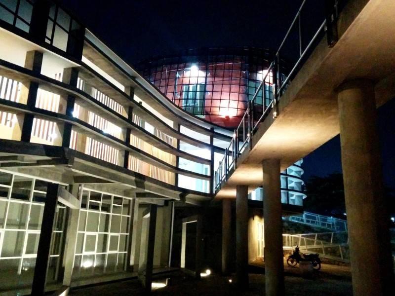 Haris Wibisono, Iai Veteran Memorial Building At Kota Batu Malang, East Java, Indonesia Malang, East Java, Indonesia Exterior-8  2531