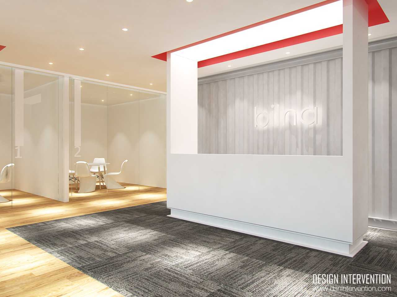 Design Intervention B - Office Concept Bsd Office Park Bsd Office Park Lobby  13965