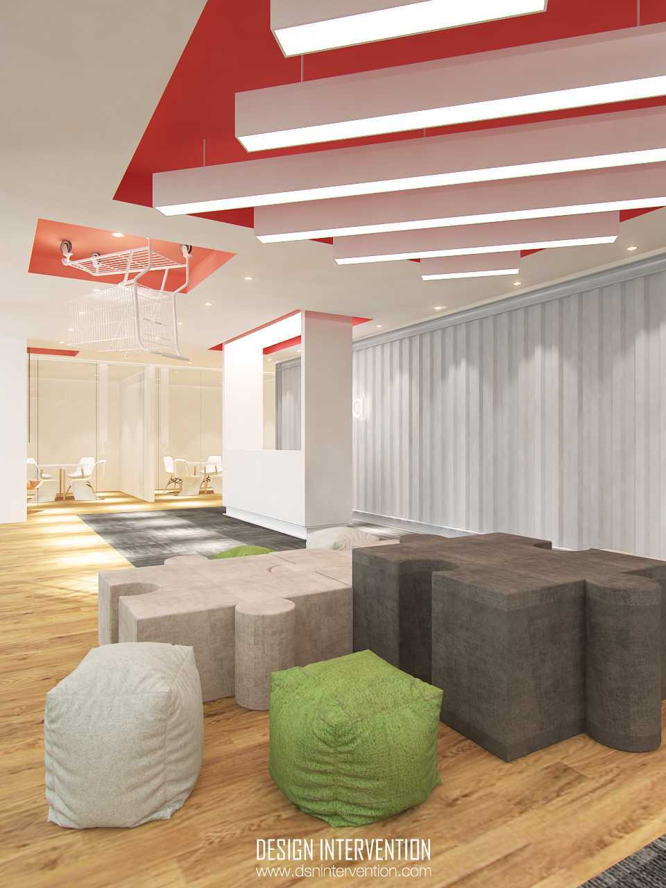 Design Intervention B - Office Concept Bsd Office Park Bsd Office Park Seating Area  13968