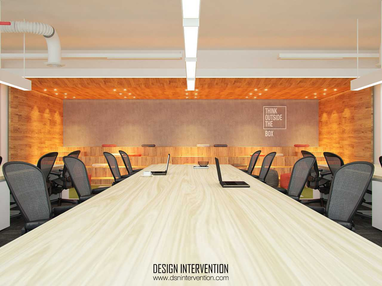 Design Intervention B - Office Concept Bsd Office Park Bsd Office Park Workspace  13970