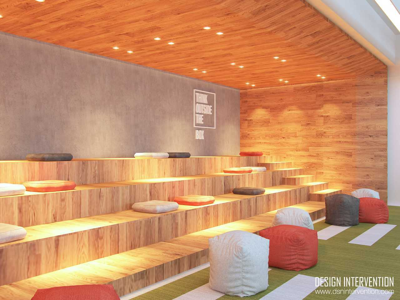 Design Intervention B - Office Concept Bsd Office Park Bsd Office Park Photo-13972  13972
