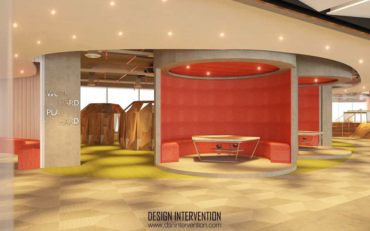 Design Intervention B - Office Concept Bsd Office Park Bsd Office Park Medium-Meeting-View  13974