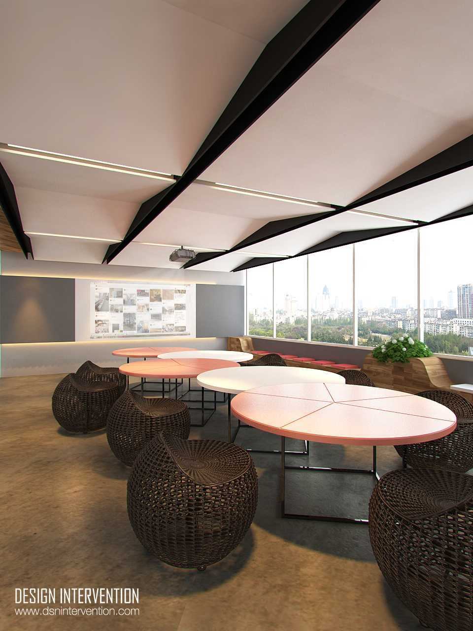 Design Intervention B - Office Concept Bsd Office Park Bsd Office Park Big-Meeting-View-1  13975