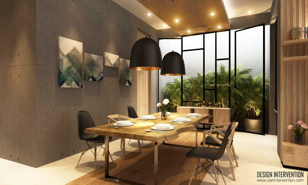 Design Intervention K House Kebayoran Kebayoran Diningroom  13983