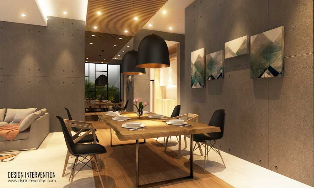 Design Intervention K House Kebayoran Kebayoran Diningroom  13984