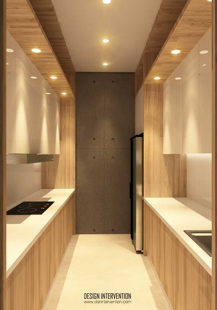 Design Intervention K House Kebayoran Kebayoran Kitchen  13985