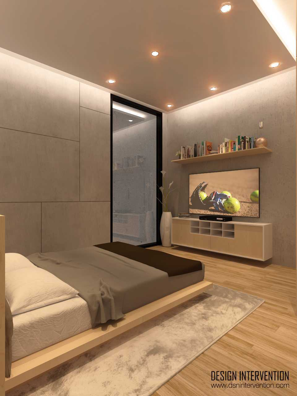 Design Intervention K House Kebayoran Kebayoran Bedroom  13986