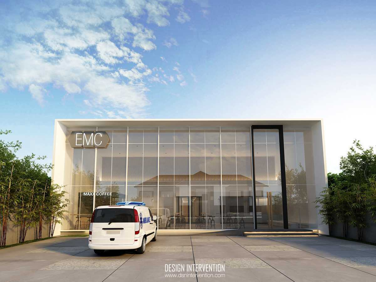 Design Intervention Emc Clinic Cianjur Cianjur Front View  13991