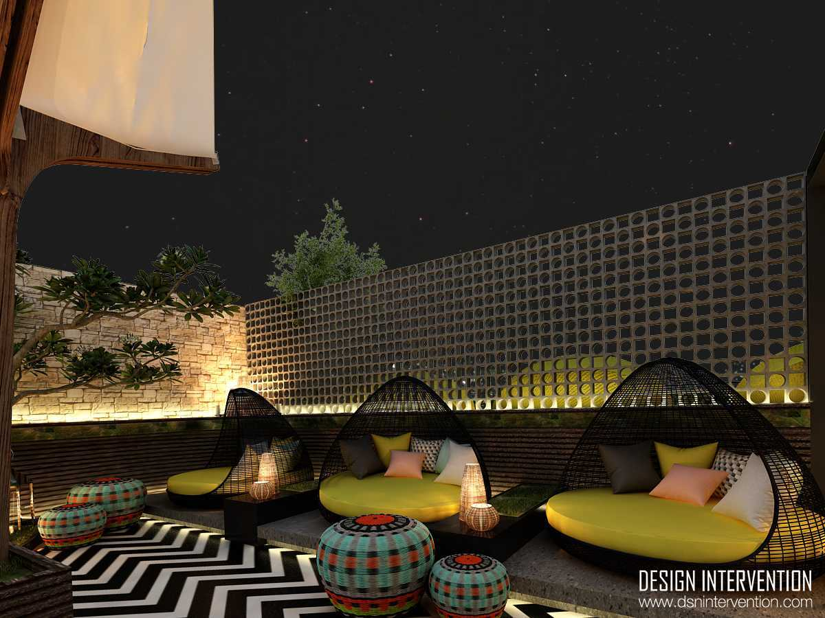 Design Intervention B Hostel Bali Bali Rooftop-Resto-View  14028