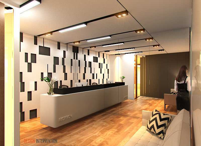 Design Intervention Boutique Office Kasablanka Kasablanka Reception Area  14055