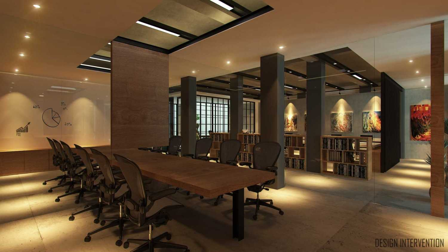 Design Intervention Wh Office Wahid Hasyim, Jakarta Wahid Hasyim, Jakarta Meeting-Room-View  14064