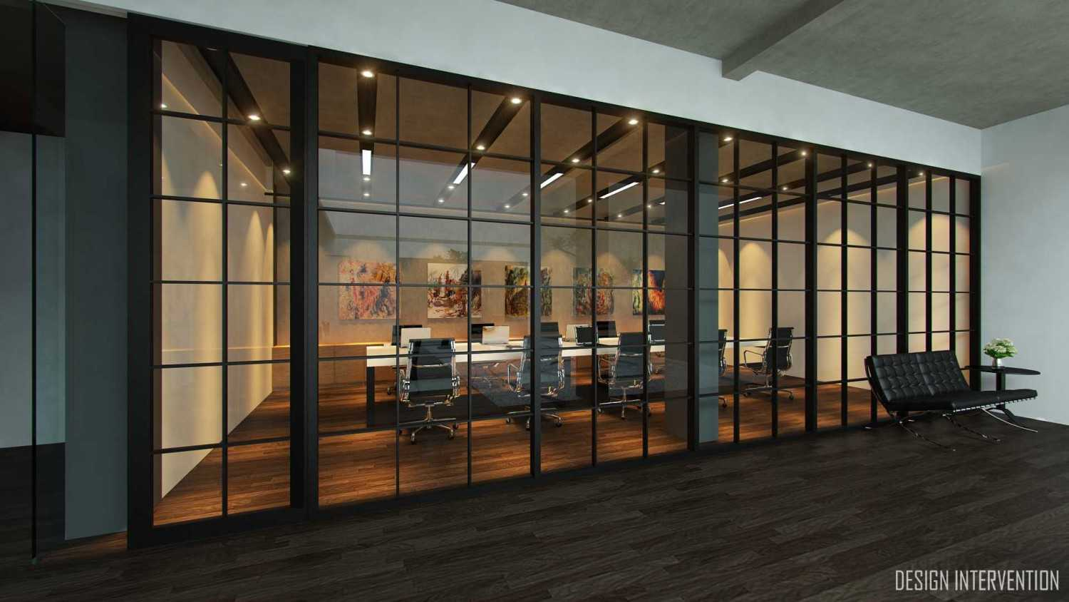 Design Intervention Wh Office Wahid Hasyim, Jakarta Wahid Hasyim, Jakarta Oil-Gas-Working-Area-View  14065
