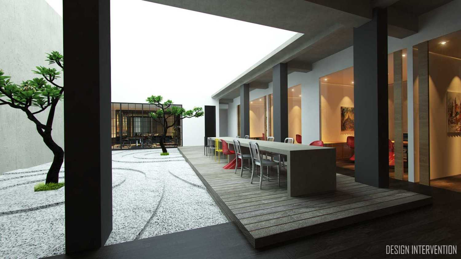 Design Intervention Wh Office Wahid Hasyim, Jakarta Wahid Hasyim, Jakarta Outdoor-Deck-View  14069