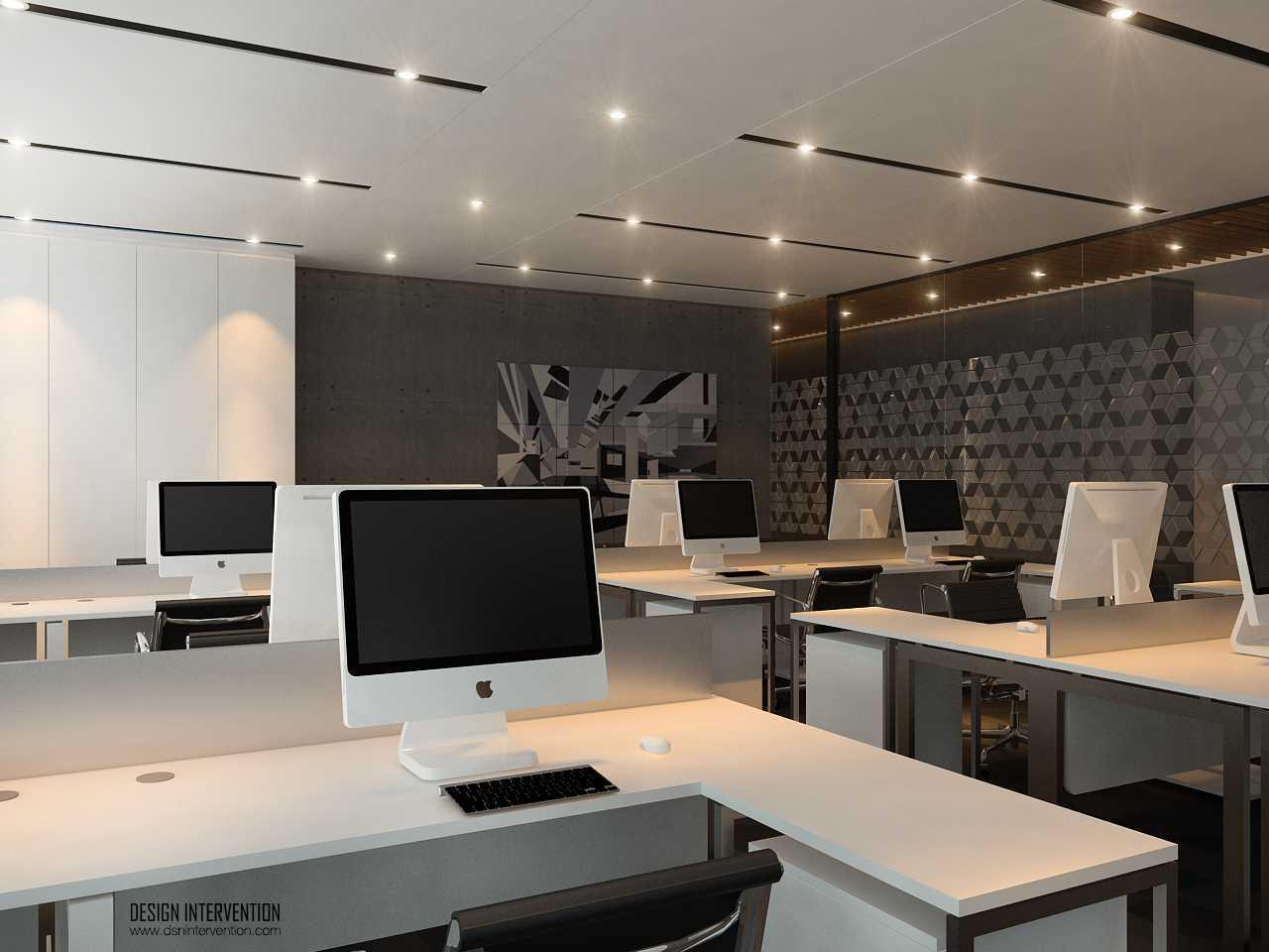 Design Intervention Mitsubishi Hq Office Tebet Tebet General-Working-Area-View-2  14980