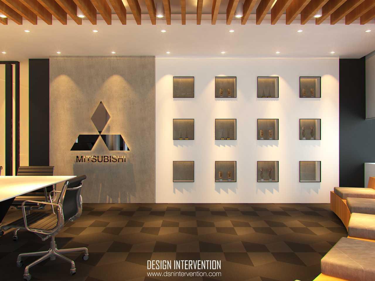 Design Intervention Mitsubishi Hq Office Tebet Tebet Meeting-Room-View  14983