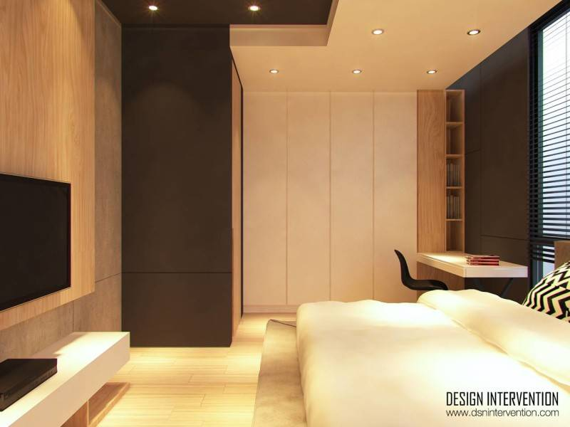 Design Intervention Taman Ratu House Jakarta Jakarta Bedroom Kontemporer 2550