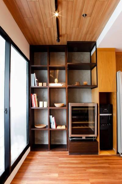 Design Intervention Pavilion Apartment At Kh Mas Mansyur Jakarta Jakarta Bedroom Minimalis,modern,industrial,glass 2594