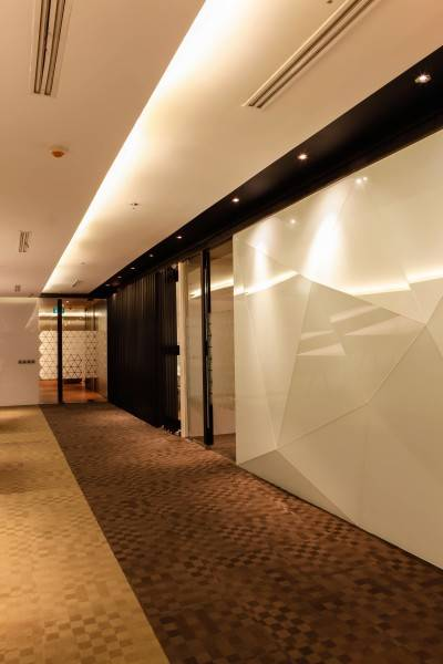 Design Intervention Antam Niterra Haltim Office At Dbs Tower Kuningan Jakarta, Indonesia Jakarta, Indonesia Corridor Minimalis,modern,glass 2613