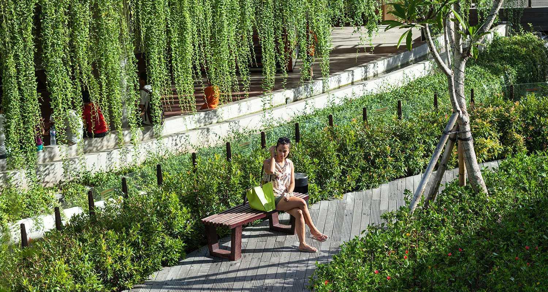 Foto inspirasi ide desain taman Garden oleh Enviro Tec di Arsitag