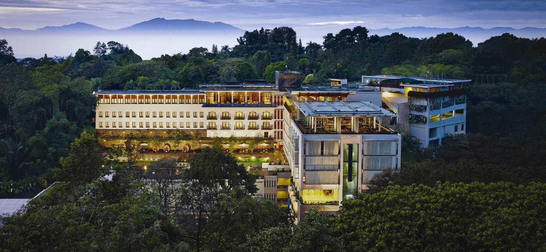 Enviro Tec Padma Hotel Bandung Bandung Bandung Bird Eye View Modern 14679
