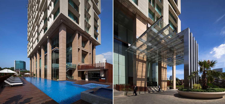 Foto inspirasi ide desain kolam minimalis Swimming pool & lobby oleh Enviro Tec di Arsitag