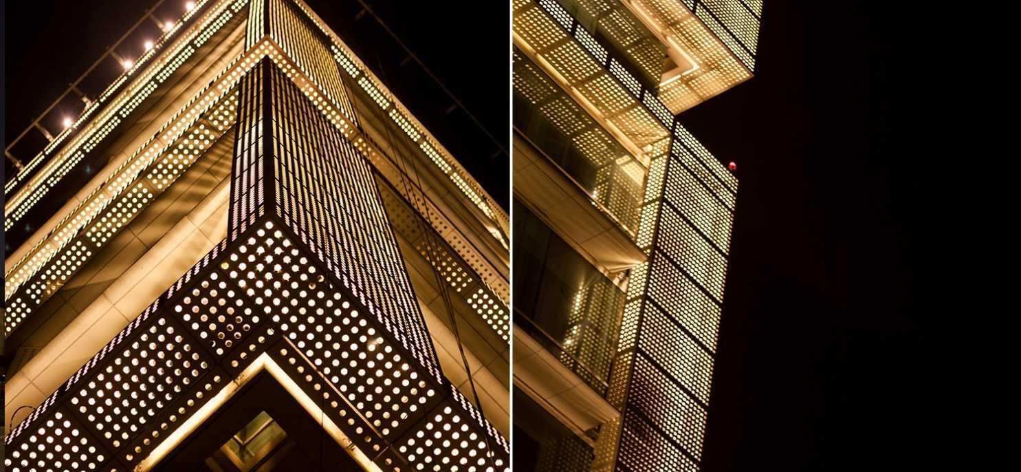 Foto inspirasi ide desain Exterior details oleh Enviro Tec di Arsitag