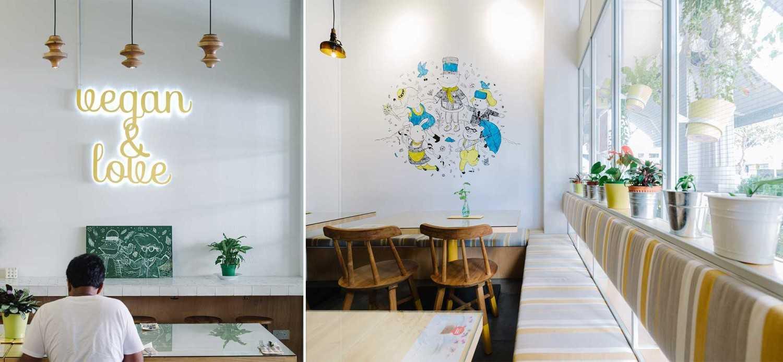 Enviro Tec Loving Hut Joo Chiat Singapore Singapore Seating Area  14785